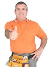 Berkeley sprinkler installation & repair tech gives the thumbs up
