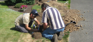 Our Berkeley Sprinkler Repairs include new line installation